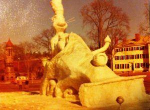 Winter Carnival 1981 Dartmouth