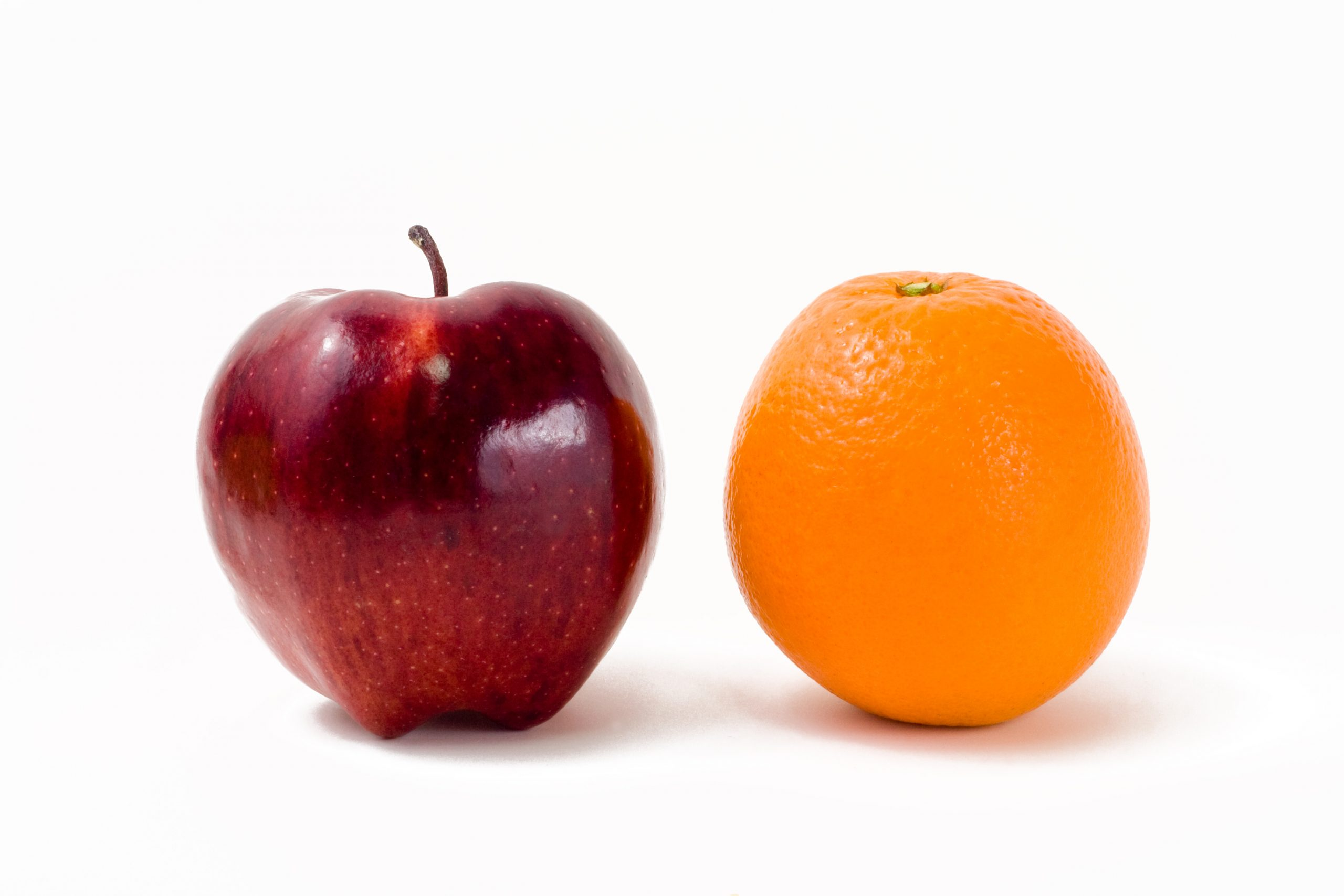 subjectivity in college admissions is a matter of comparing apples to oranges