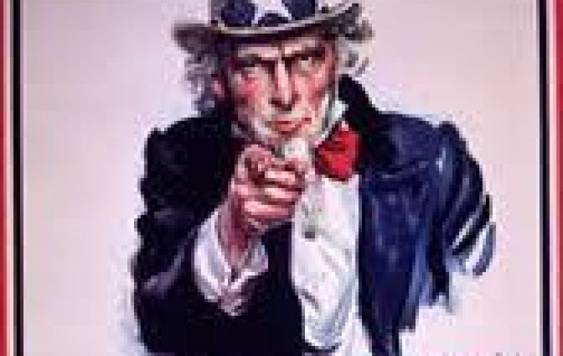 Uncle Sam - I Want You