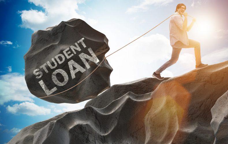 student debt can be a heavy burden