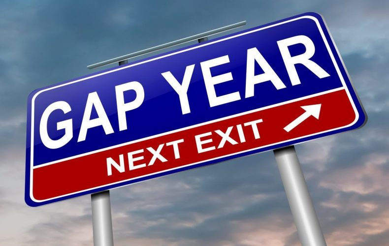 gap year road sign2